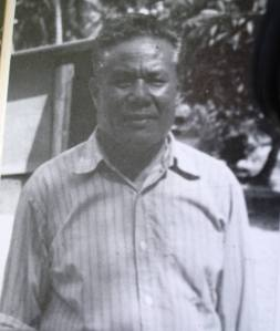 Lorok, who had heard Lijon's story as a child on Mili, owned Barre Island in 1981 and granted permission to Oliver Knaggs to search for the silver container buried by the plane's crew before the war.
