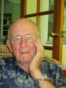 A recent photo of David Billings at his home in Nambour, Australia. (Courtesy David Billings.)